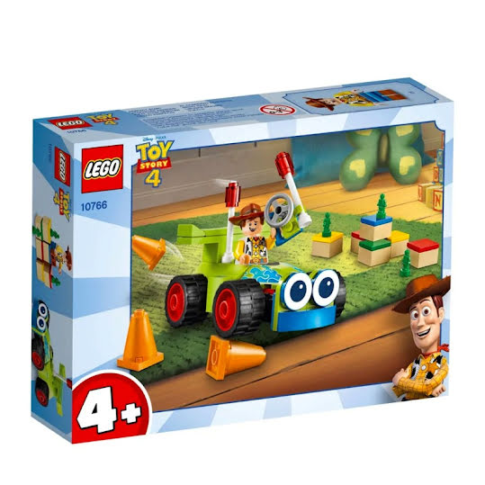 LEGO Toy Story 4 - Woody RC 10766