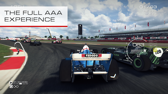 GRID™ Autosport Apk Download For Android and Iphone 7