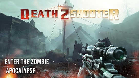 Death Shooter 2 : Zombie Killer – Mod Android Updated 2