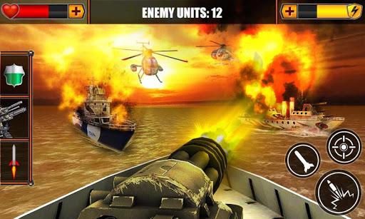 Navy Warship Combat 3D