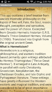 Hermetic Philosophy: Free Will Choice, Fate & Soul - náhled