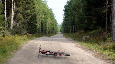 Photo: Дорога на Секирную гору