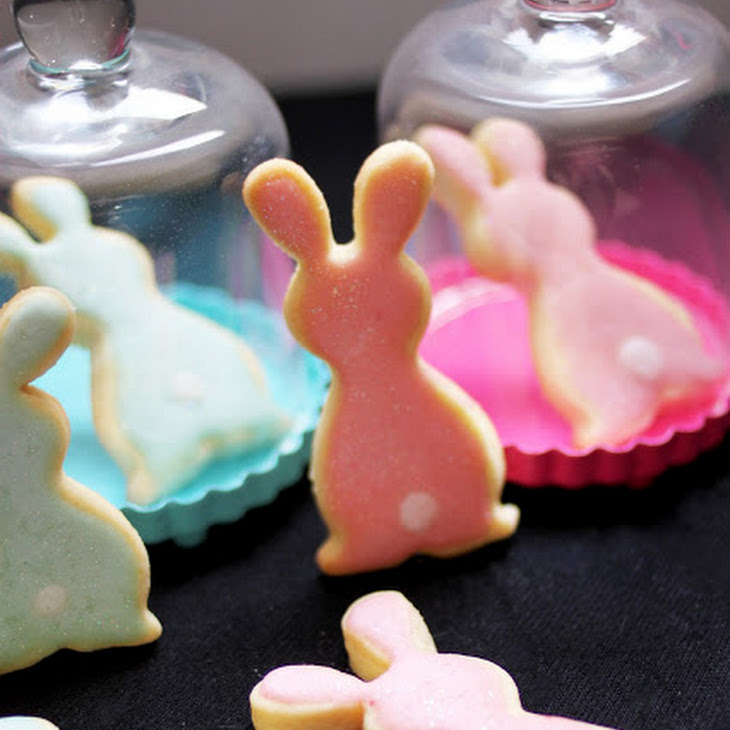 Blue & Pink Bunnies Recipe