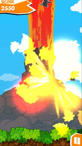 Dine Bomb Bubble Blast screenshot 3