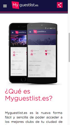 MyGuestList.es