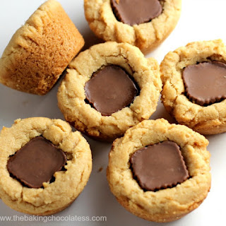 'Awesome' Peanut Butter Cup Cookies