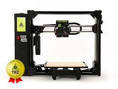LulzBot TAZ Pro 3D Printer with 1 Year Extended Warranty