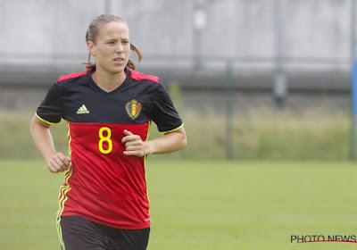 Lenie Onzia is naast Hummels, Mata, Chiellini, Omolo, Morgan, ... (eerste) Belgisch gezicht voor 'Common Goal'