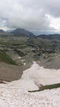 Photo: Col des étangs de Baciver 2500m