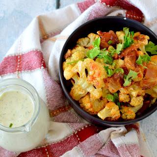 Roasted Cauliflower Appetizer Recipes