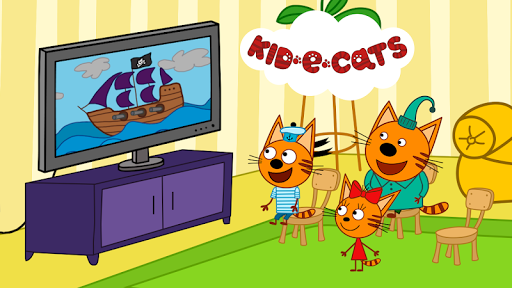 Kid-E-Cats: Pirate treasures. Adventure for kids apkdebit screenshots 7