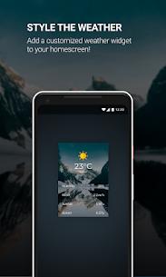 Stylish – Customize Your Navbar & Weather Widget 3
