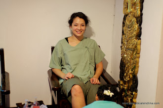 Photo: Thai massage time -- Very relaxing