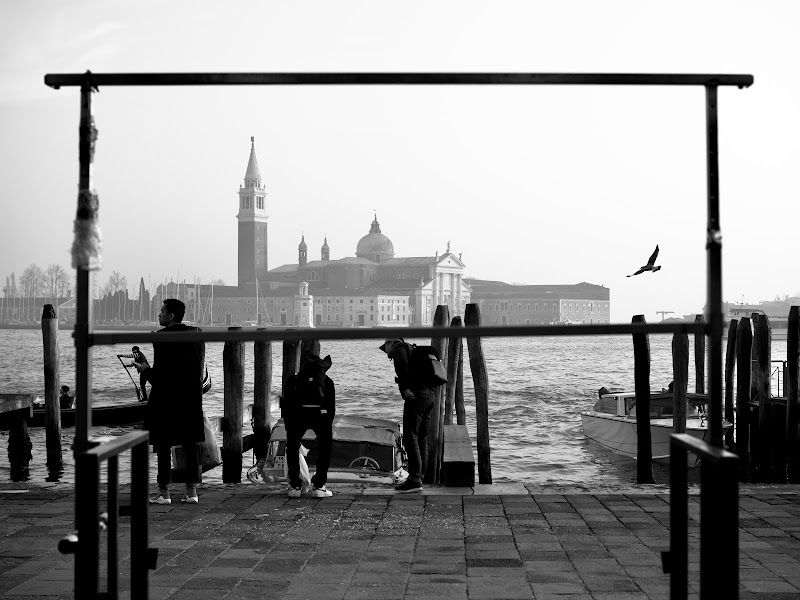 A view of Venice  di RF