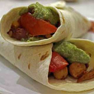 Breakfast Burritos Without Eggs Recipes.