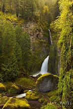 Photo: Wacllela Falls, Columbia River Gorge, Oregon (OR), USA