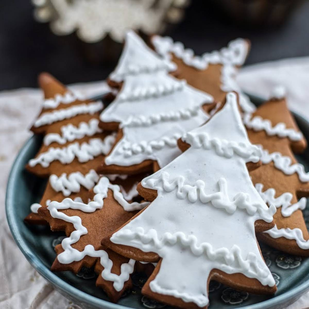 Easiest Gingerbread Cookies