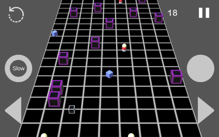 android Sidestep Cube Screenshot 1