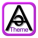 Alvə Purple Light Theme icon