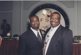 Photo: 2000 Hall of Fame Banquet - Marvin Jones