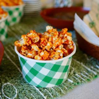 Buffalo Caramel Popcorn.
