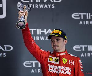 Ferrari en Leclerc ontsnappen met milde sanctie