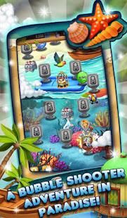 Bubble Pop Paradise: Island Adventure Mod
