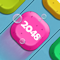 2048 Shoot and Merge icon