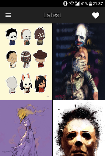 Download Dead by Wallpapers 2.5 2