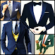 Formal Suit wedding tuxedos men suit photo montage - Androidアプリ