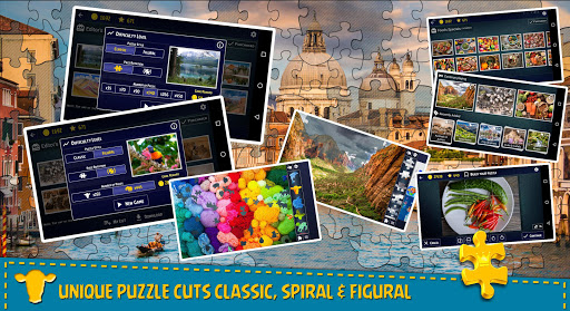 Jigsaw Puzzle Crown - Classic Jigsaw Puzzles - screenshot
