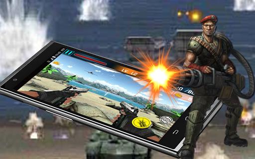 Army Warfare Gunner - FPS