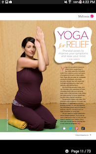 Pregnancy Magazine- screenshot thumbnail