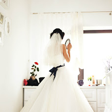 Wedding photographer Kristina Bilusyak (Kristin). Photo of 11.11.2015