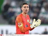 Casteels blundert twee keer, Bayern bijna kampioen