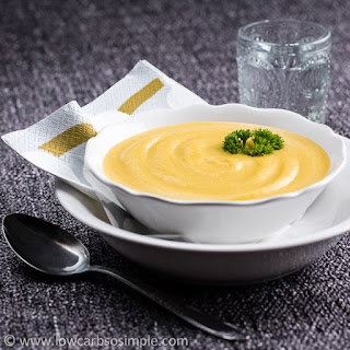 Extra Creamy Cream of Pumpkin Soup
