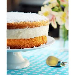 Bavarian Dessert Cake