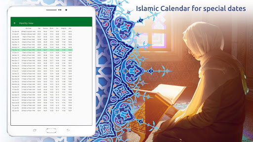 Prayer Times Pro screenshot 15