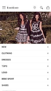 bebe – Women's Fashion- screenshot thumbnail