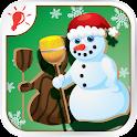 PUZZINGO Christmas Puzzles icon