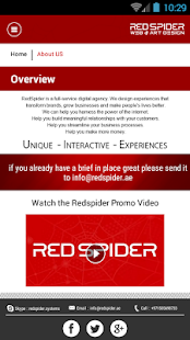 RedSpider- screenshot thumbnail