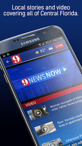 Download WFTV Channel 9 Eyewitness News on PC & Mac with AppKiwi APK