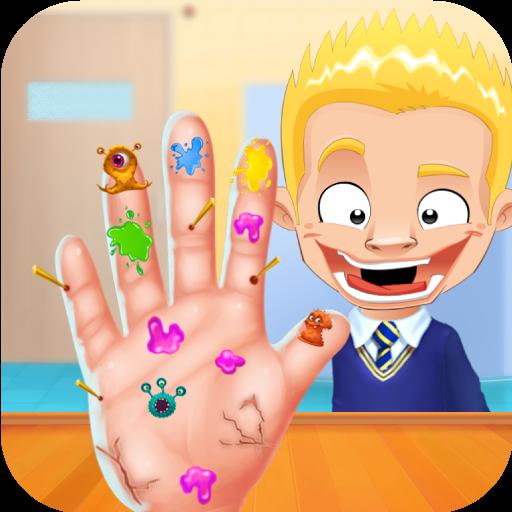 Hand Crazy Doctor