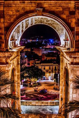 Cagliari by Night di SilvanaStraus