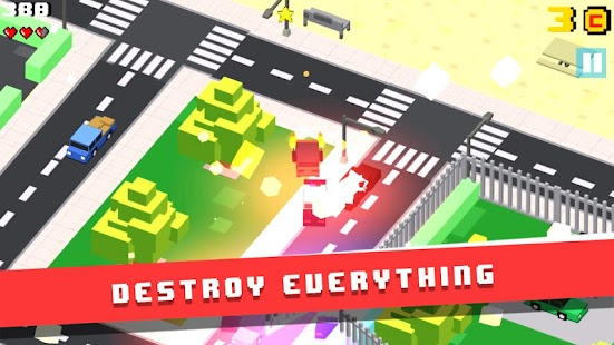 Blockville Rampage - Smashy Police Chase (Unreleased)- screenshot thumbnail