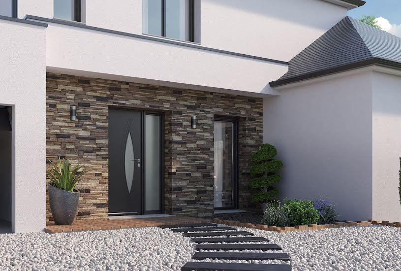 Vente Terrain + Maison - Terrain : 724m² - Maison : 148m² à Paucourt (45200)