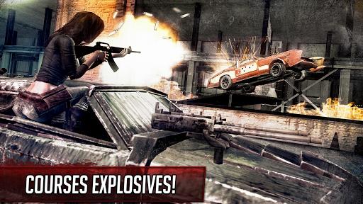 Death Race ® - Shooter dans les voitures de course  captures d'écran 2