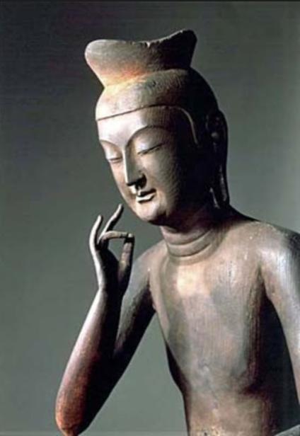 弥勒 広隆 菩薩 寺