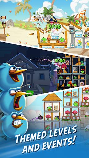 Angry Birds Friends screenshot 4