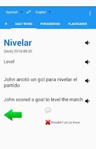 Spanish English Translator 7.6.2 Mod APK Download 2